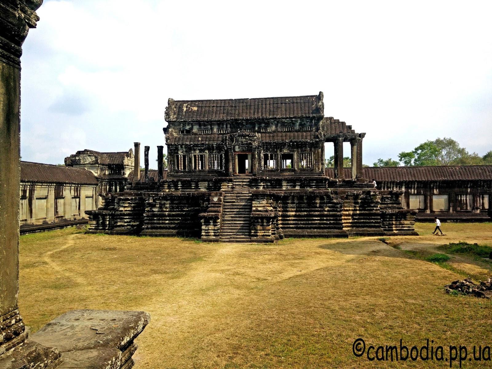достопримечательности камбоджи фото и описание