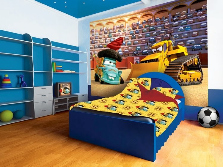 Boy Nursery Design