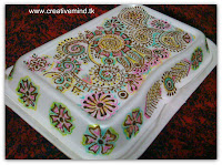Henna Designed Box