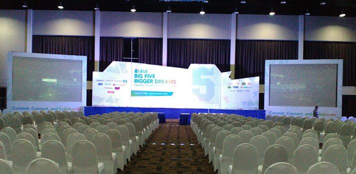 Backdrop Event Jakarta