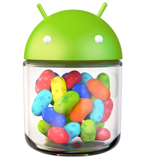 Galaxy Nexus, Nexus S e Motorola Xoom aggiornamento ad android 4.1.1