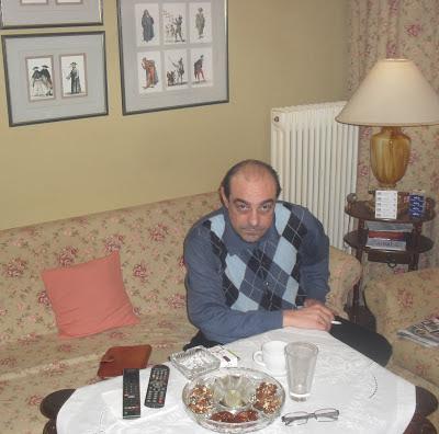 Συνέντευξη με τον Νίκο Ζερβόπουλο