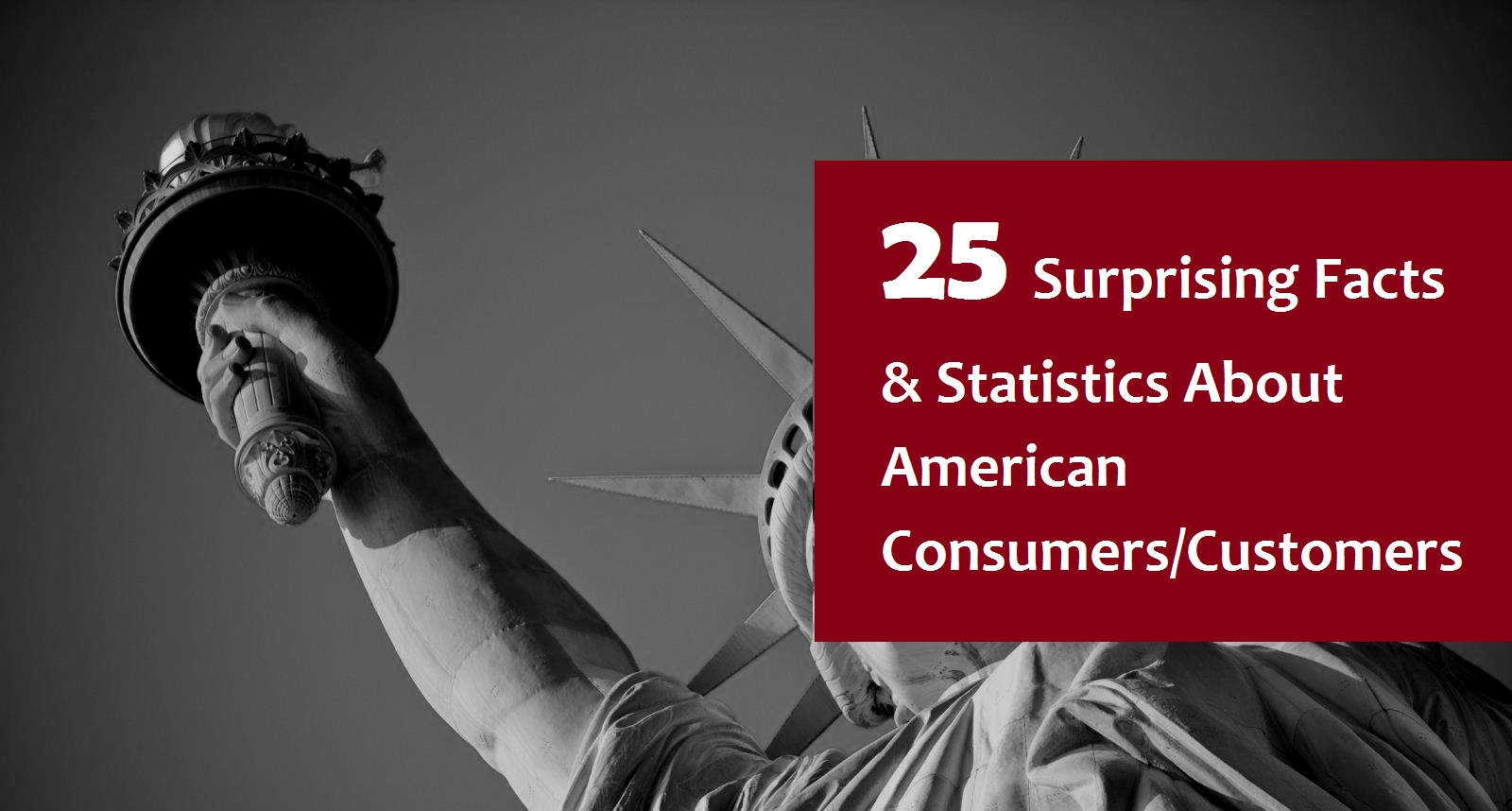 facts about american customer consumer