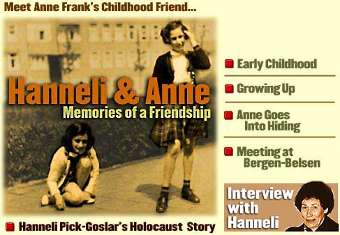 anne frank book summary
