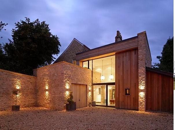 Fachadas de piedra fachadas de piedra y ladrillo - Fachadas de piedra y ladrillo ...