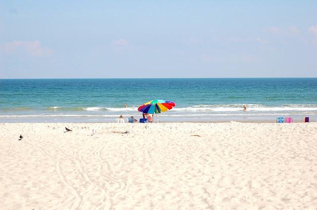 Cocoa Beach Florida Praia