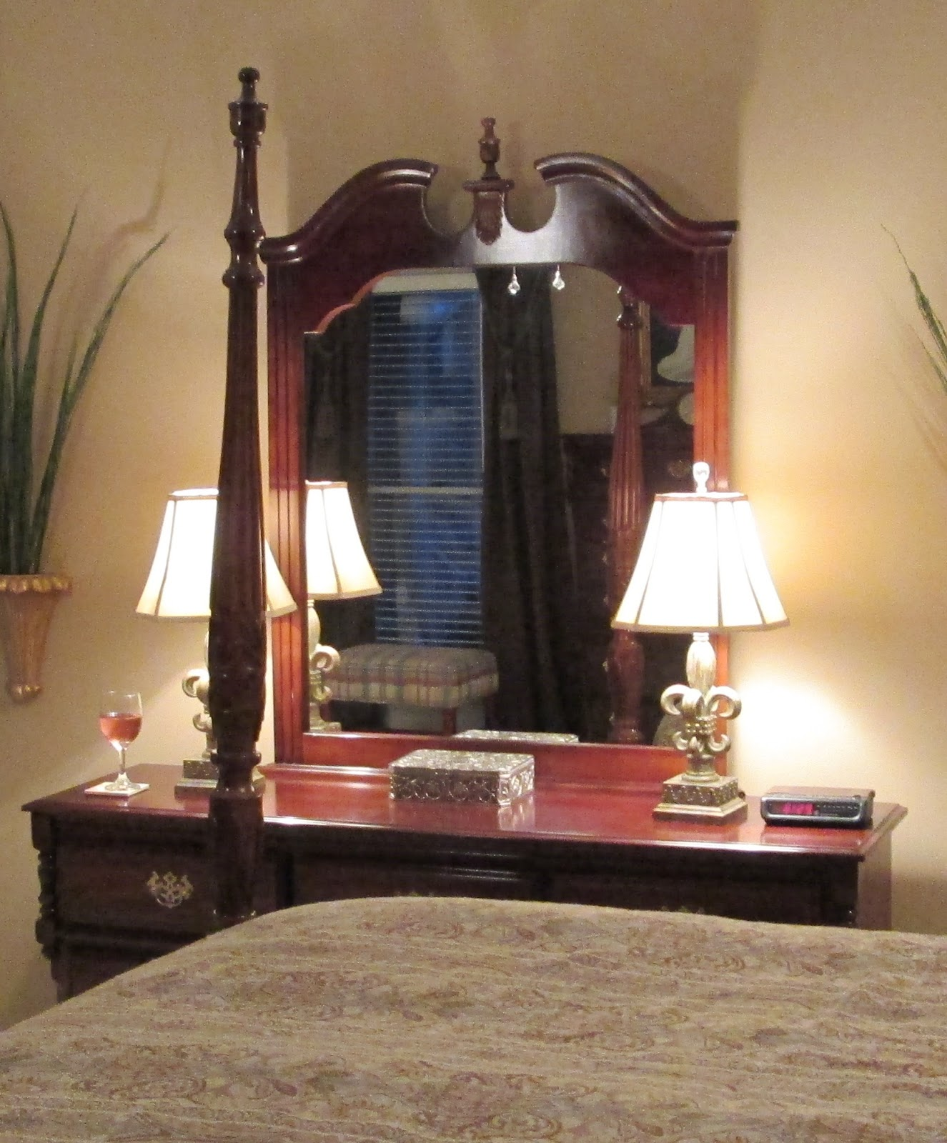 Reclaiming The Empty Nest: Reclaiming The Master Bedroom Furniture .