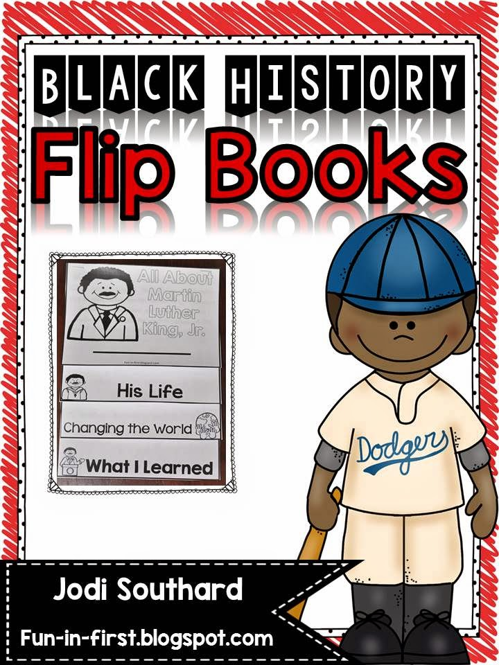 https://www.teacherspayteachers.com/Product/Black-History-Flip-Books-1689738