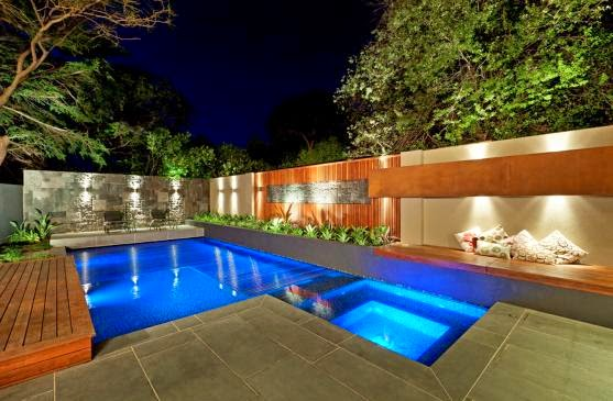Dream house designs 5 beautiful and creative outdoor for Creative pool design jobs
