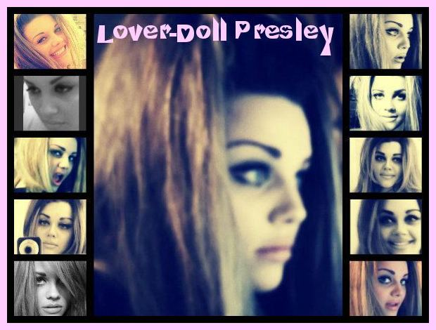 Musings Of The Retro-Dolly Dreamer- Lover-Doll Presley