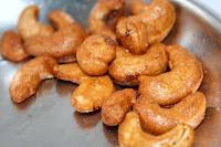 Resep Cara Membuat Kacang Mete Madu Manis Enak Renyah