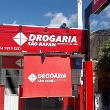 EM PATU, DROGARIA SÃO RAFAEL