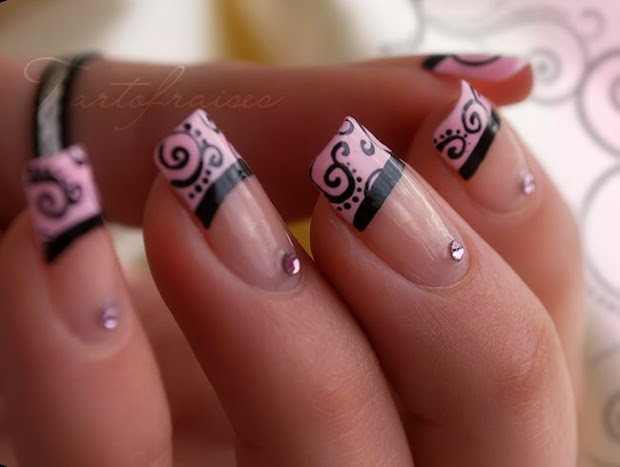 creative concepts design nail