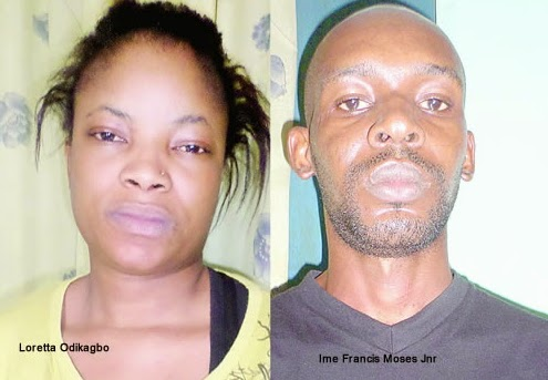 nigerian woman killed badoo lover