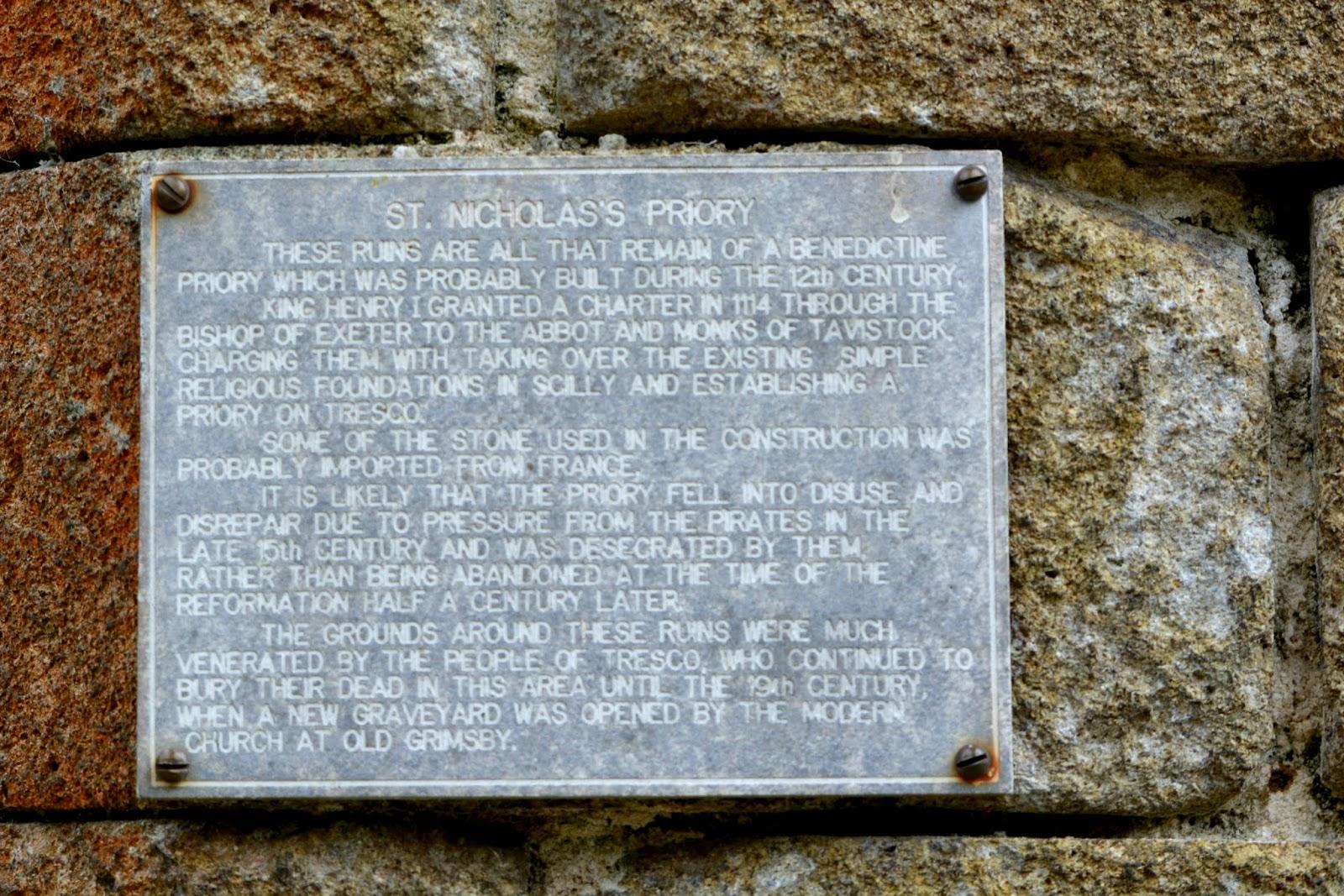 Tresco Abbey Gardens history