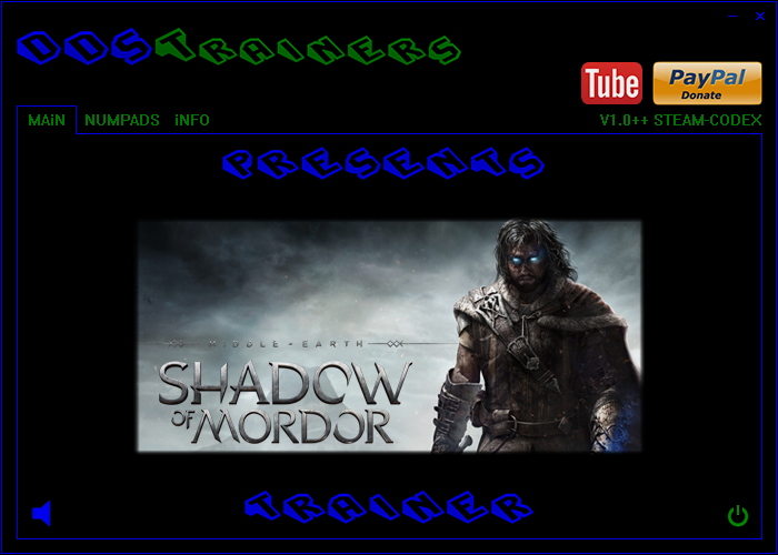 скачать трейнер для Middle Earth Shadow Of Mordor Game Of The Year Edition - фото 2