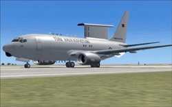 Photo of Turkish Air Force AWACS