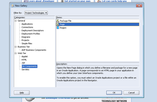 how to create package in oracle iig