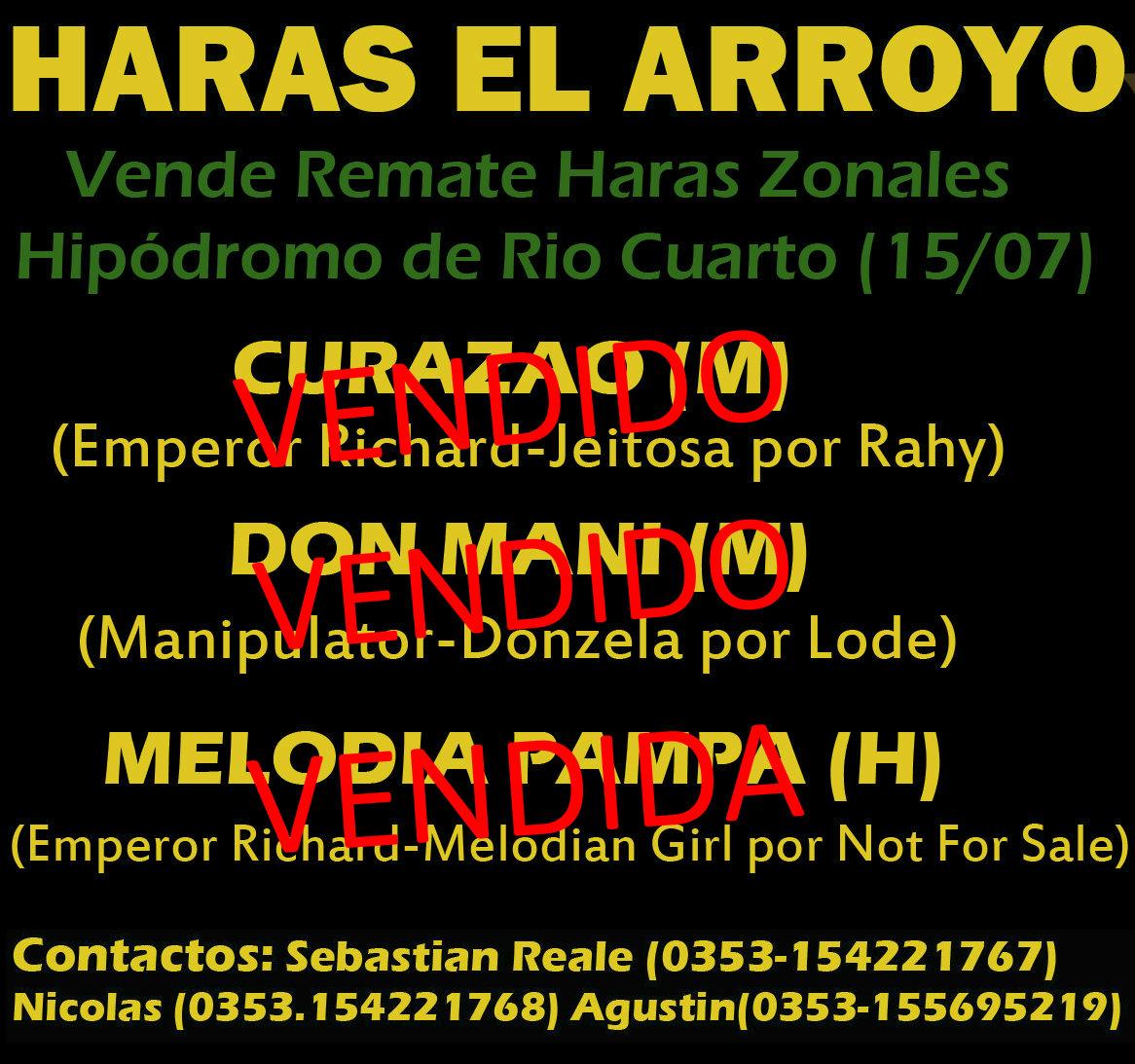 HS EL ARROYO VTA