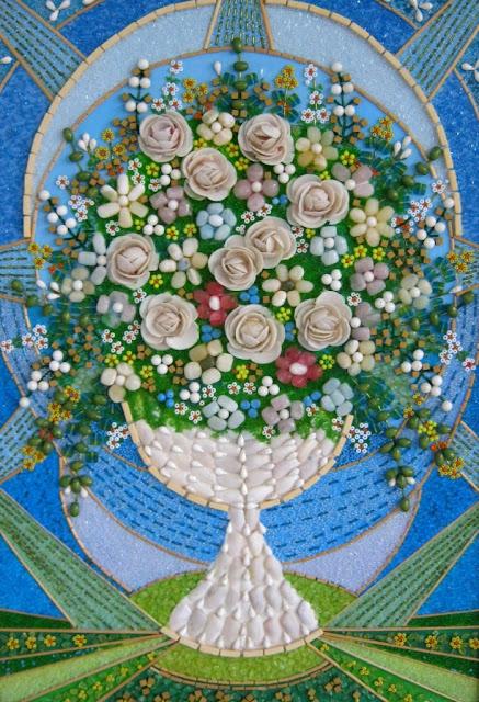 София Болсуновская, Ваза с цветами, 2005