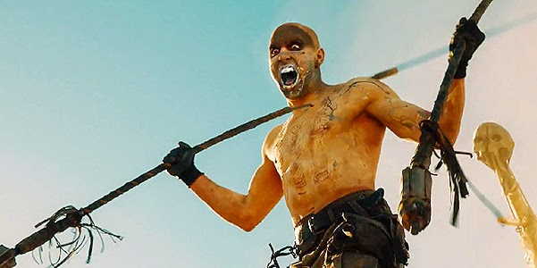 Footage from the trailer Mad Max: Fury Road