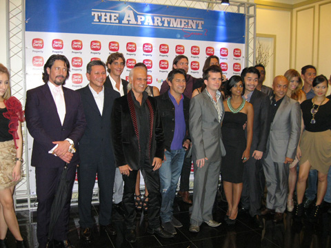 The launch of The Apartment season 2