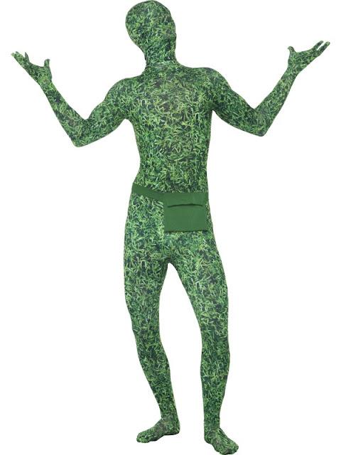 Udklædt som græs