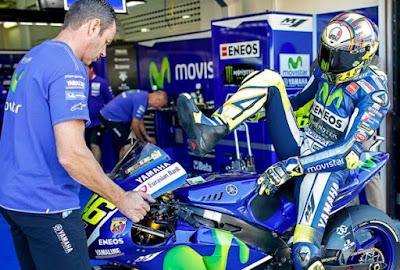Penasaran dengan Data Telemetri RC213V, Rossi Pancing Honda