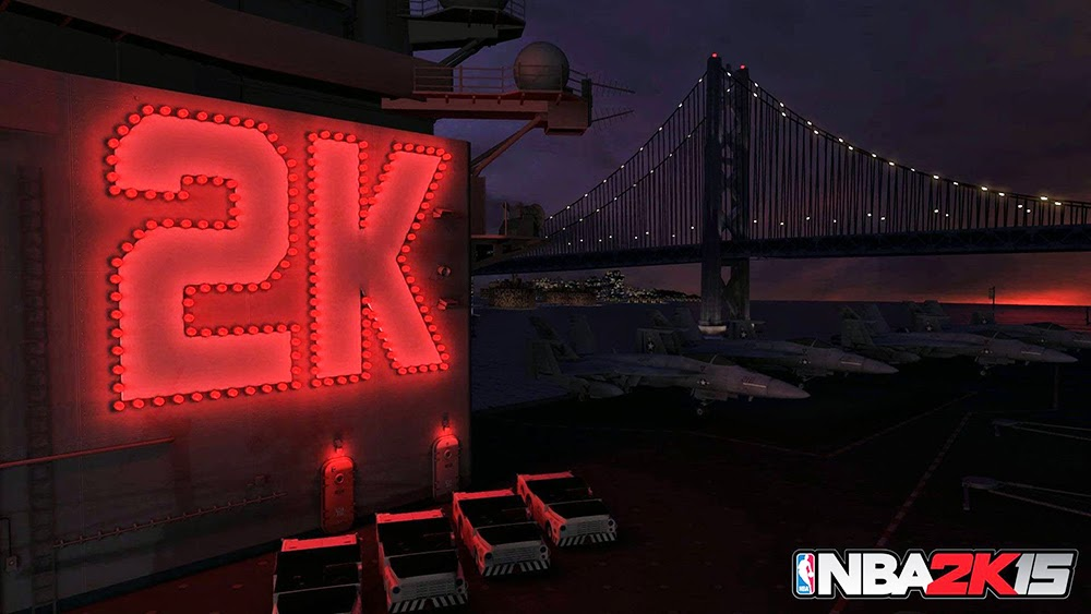 2K Park Screenshot