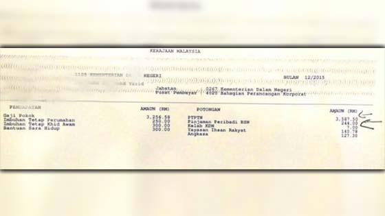 Gaji dipotong tinggal RM19, ini penjelasan PTPTN