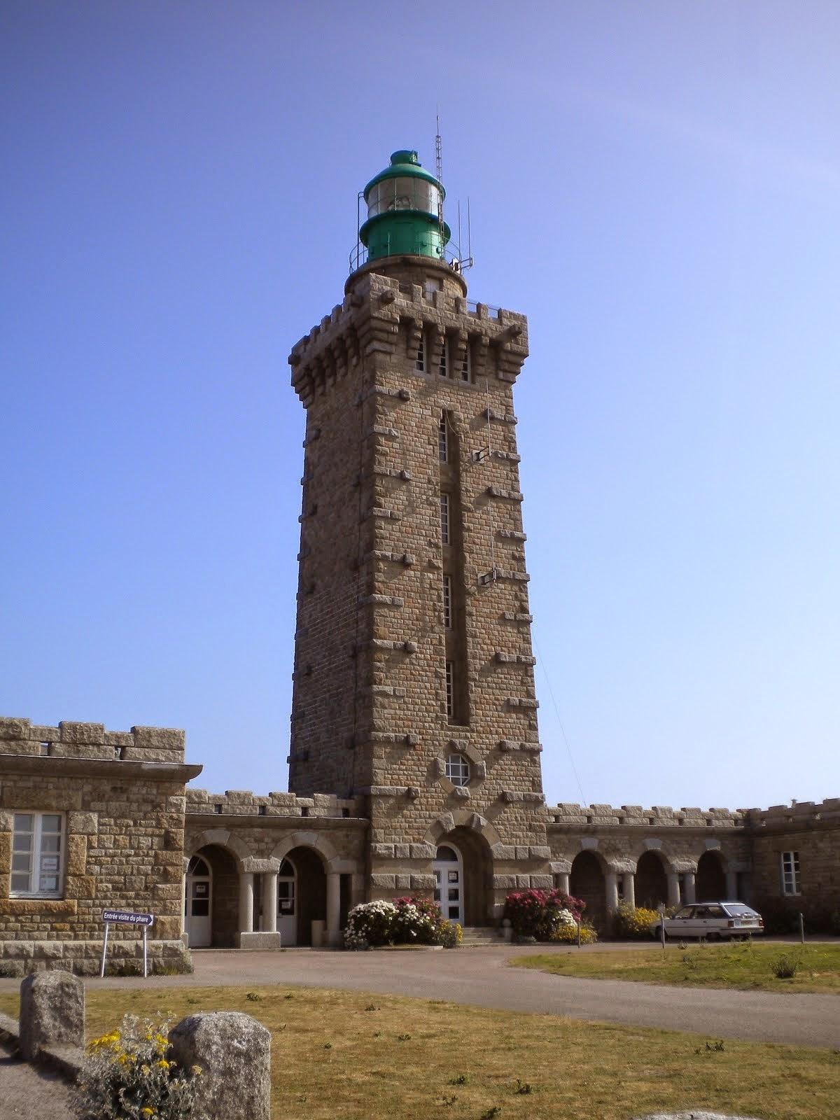 Phare du cap Fréhel (France)