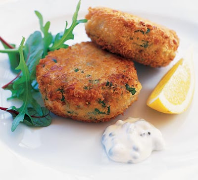 Recipe For New England Cod Fish Cakes