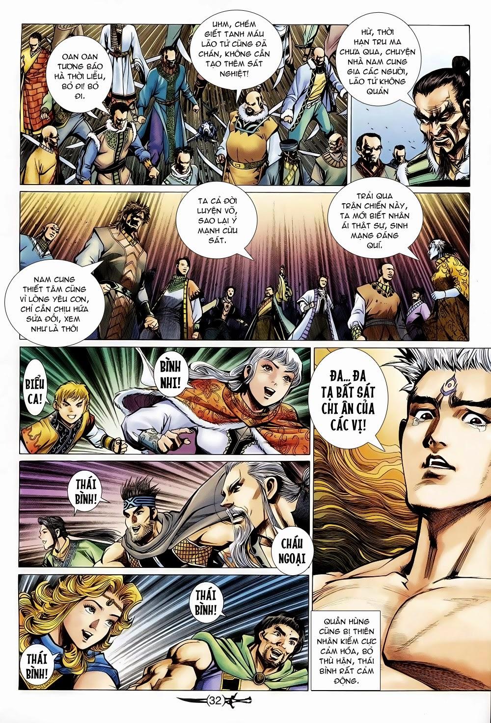 Thần Binh Huyền Kỳ II Chap 100 - Trang 30