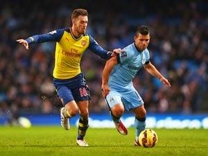 Aaron Ramsey senang dengan kemenangan Arsenal