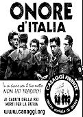 ONORE D'ITALIA!