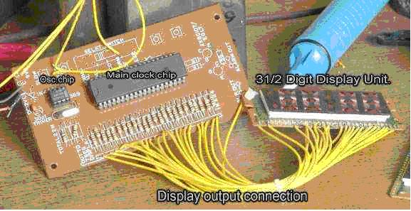 Knowledge Is Power  Knowledge Is Freedom  Electronics Projects  Create A Digital Clock