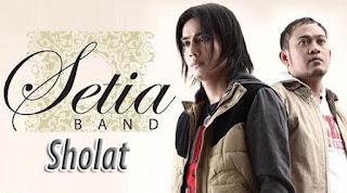 Lirik dan Chord(Kunci Gitar) Setia Band ~ Sholat