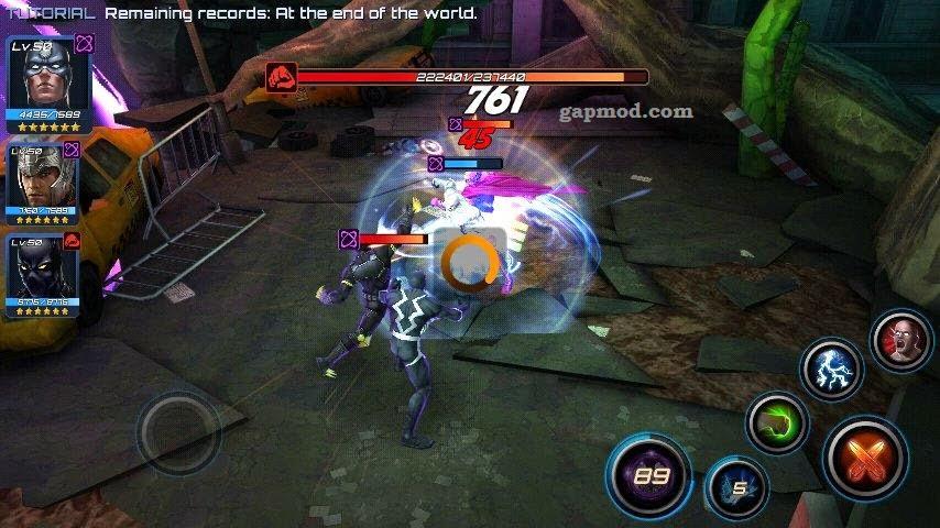 mod apk games offline rpg