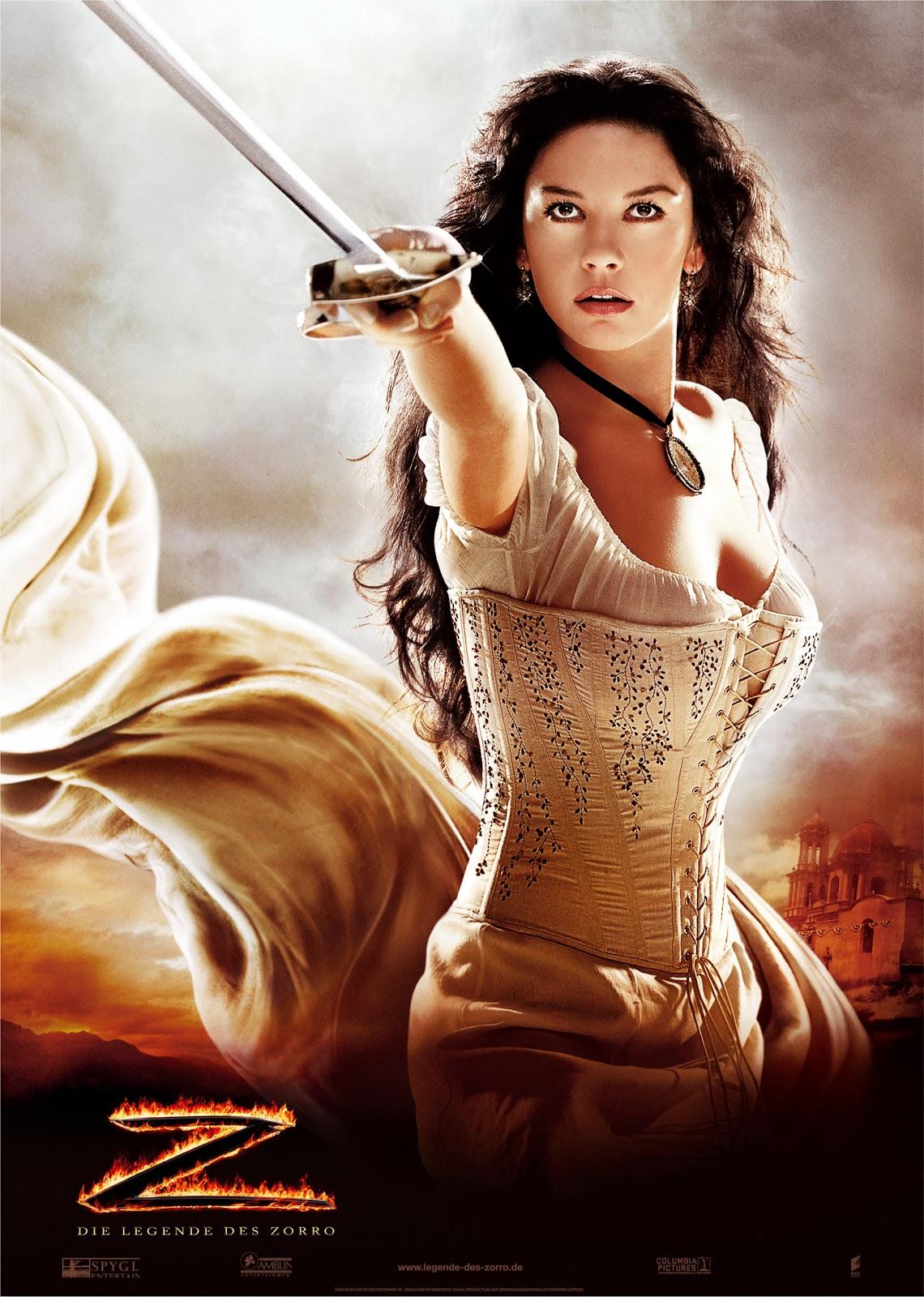 The Legend of Zorro full movie