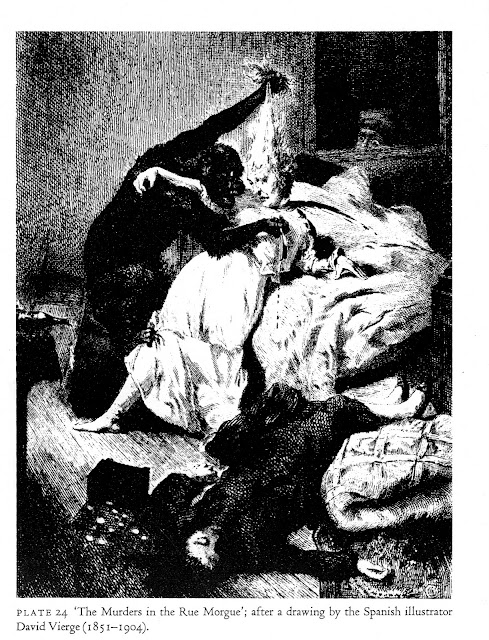 edgar allen poes the murders in Free the murders in the rue morgue summary of stories of edgar allan poe by edgar allan poe get a detailed summary and analysis of every chapter in the book from.