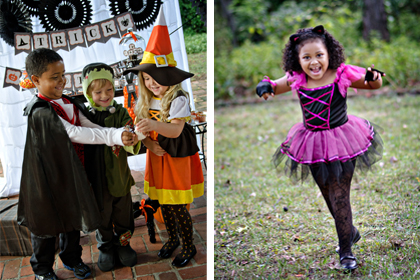 Cute Halloween Costumes from Party City