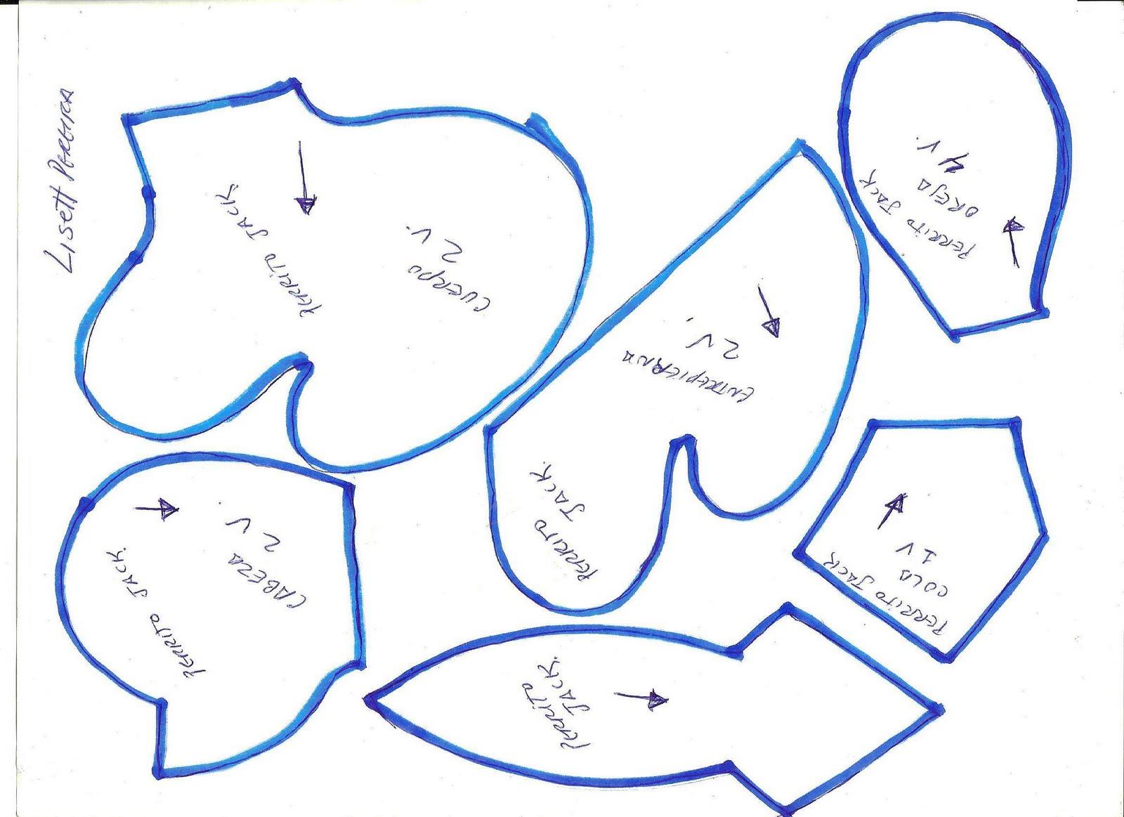 Etiquetas: Talller de elaboracion de peluches