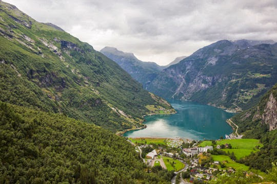 The Disney Magic cruises to Norway.