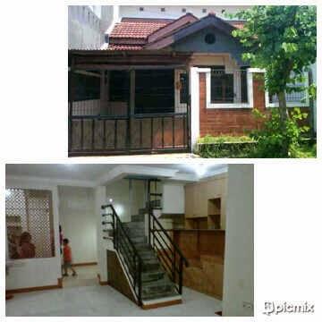 Dijual Rumah di Nusaloka BSD City Tangerang