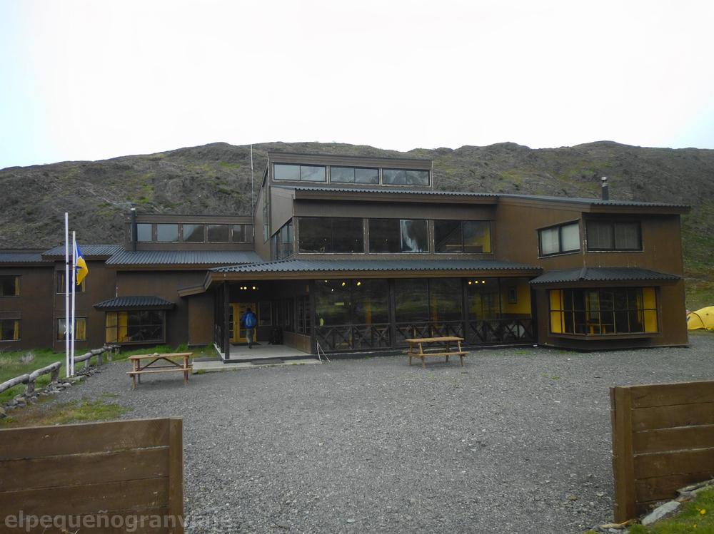 Refugio Paine Grande, Torres del Paine