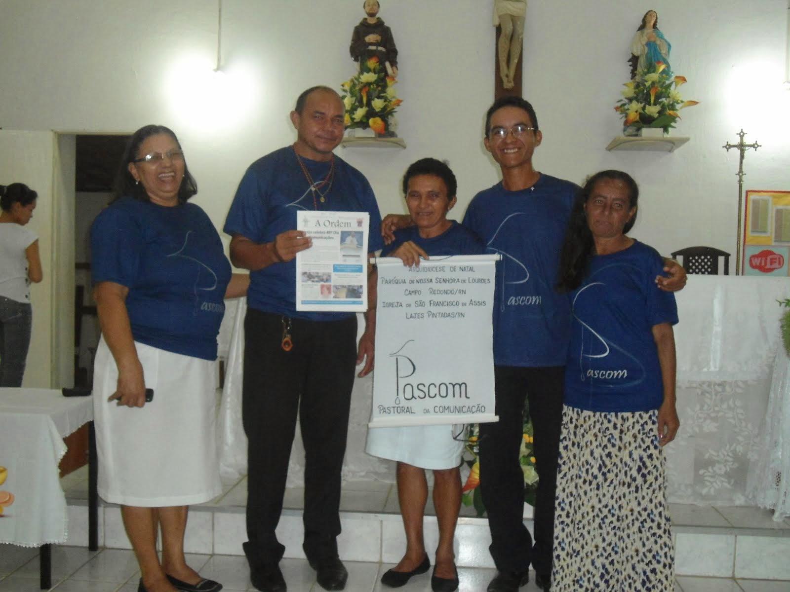 PASCOM - LAJES PINTADAS/RN