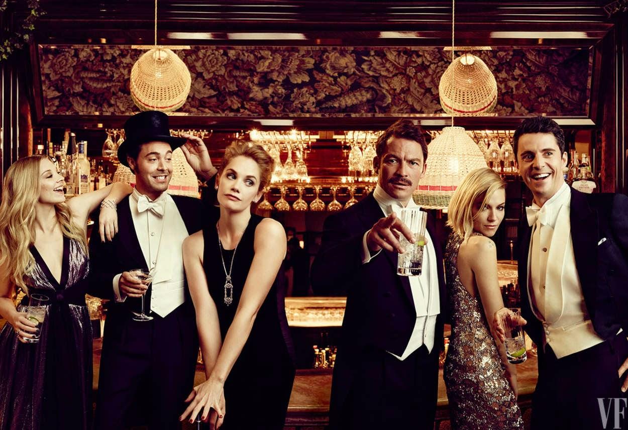 Vanity Fair 2015 Oscar