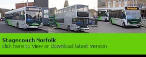 Stagecoach Norfolk Fleetlist