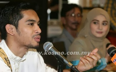 Wawa Zainal dan Aeril Zafrel sudah bernikah, Wawa Zainal, Aeril Zafrel
