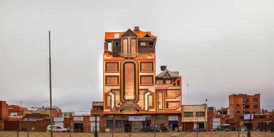 Podio bolivia presume su arquitectura transformer for Arquitectura quechua